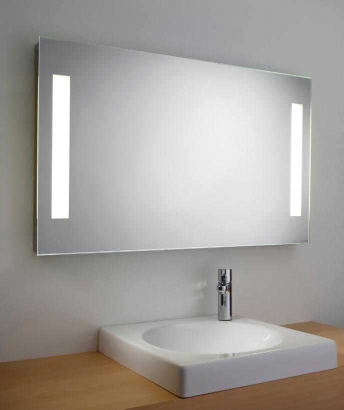 Espejo uraldi - Iluminacion espejos bano ...